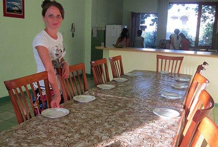 ლილიტ ავეტისიანი, ერთ-ერთი იმათთაგანია, ვინც ალტერნატიული საცხოვრებლით დაკმაყოფილებას ელოდება (გაიანა მიკირტიჩიანის ფოტო)