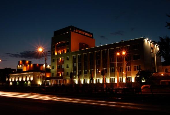 """""""გაზპრომის"""" ოფისის შენობა ერევანში"""