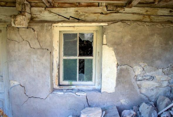 სახლი სოფელ მრავალძალში