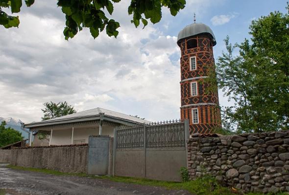 ტრადიციული ისლამის მეჩეთი დუისში