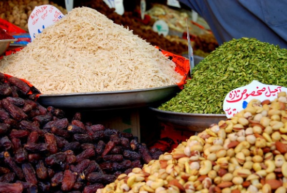 ირანი მშრალი ხილისა და თხილის ერთ-ერთი წამყვანი მწარმოებელი და ექსპორტიორია მსოფლიოში