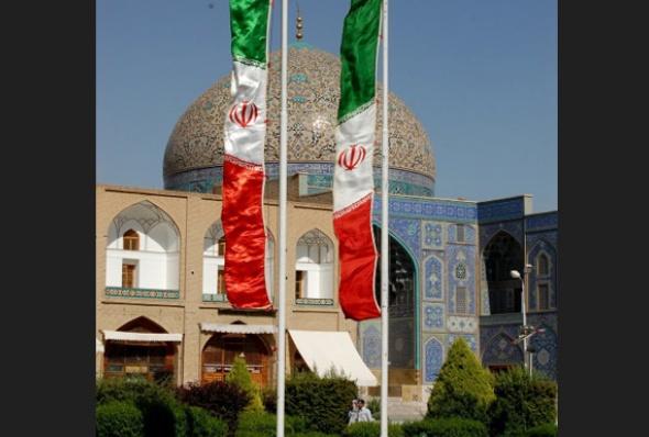 ქალაქი შირაზი ირანში