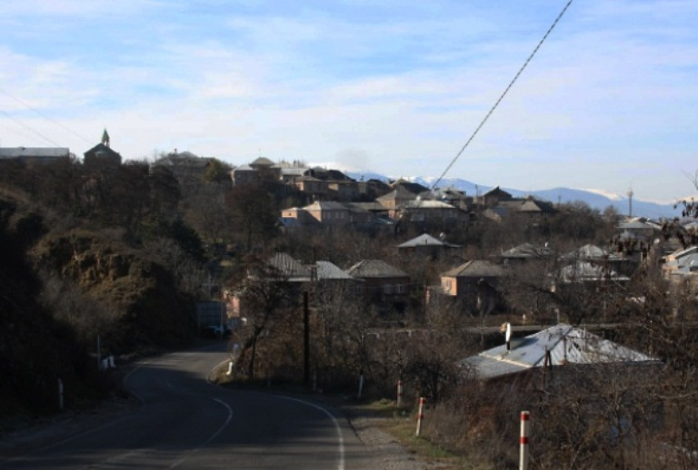 სოფელი სხვილისი