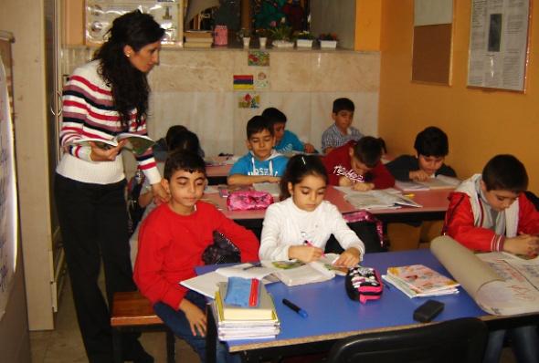 სომხური სკოლა სტამბოლში