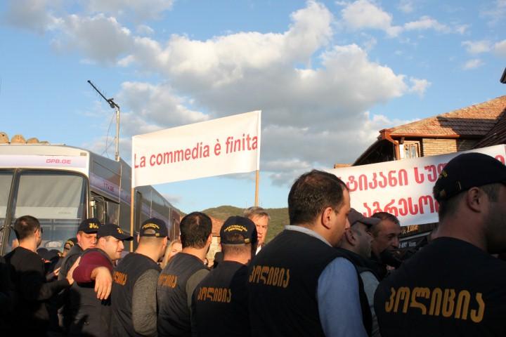 რომის პაპის ვიზიტი საქართველოში 2016 წლის 1-2 ოქტომბერი