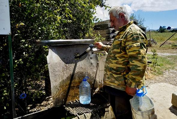 სუფთა წყლის პრობლემა საქართველოში